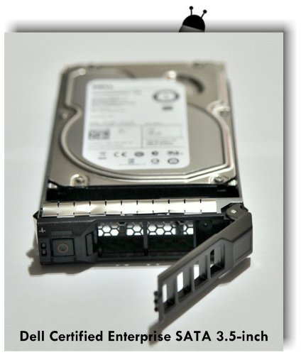 Dell Certified 1TB Enterprise SATA 3 5″ Hard Drive for