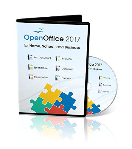 eWS Office Suite 2017 Professional CD for Microsoft Windows