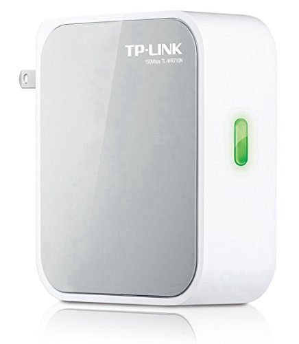 TP-Link N150 Wireless Wi-Fi Mini Router with Range Extender/Access