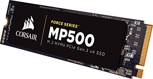 Corsair Force Series MP500 120GB M 2 NVMe PCIe Gen  3 x4 SSD