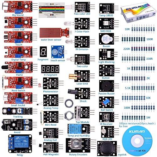 Elegoo EL-KIT-012 UNO Project Smart Robot Car Kit V 3 0 with