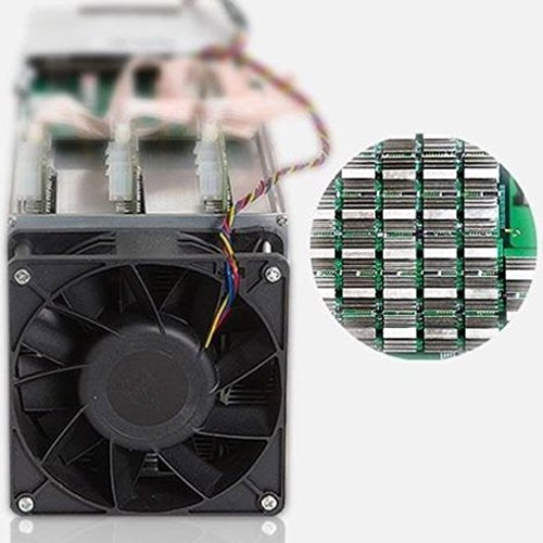 Antminer S9 ~13 5TH/s @ 0 098W/GH 16nm ASIC Bitcoin Miner