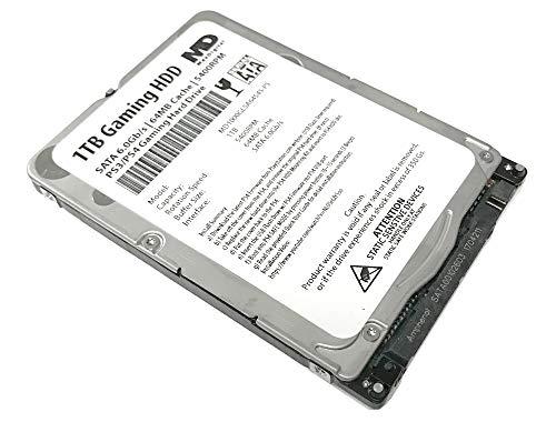 2 Year Warranty – MaxDigitalData 1TB 5400RPM 64MB Cache 7mm
