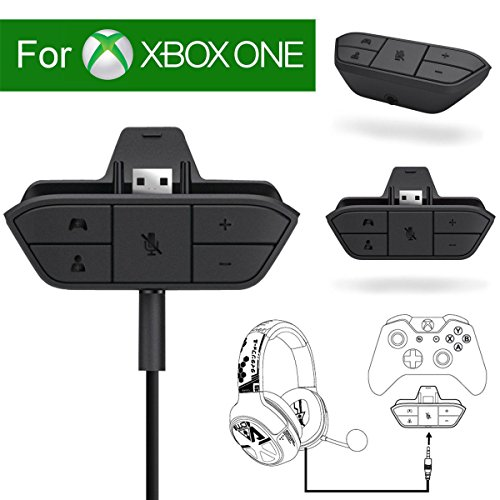 RUNMUS Gaming Headset Xbox One Headset with 7 1 Surround